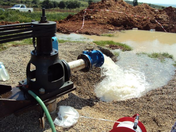 Διαχείριση υδάτων ευρύτερης περιοχής Δ. Βόλου