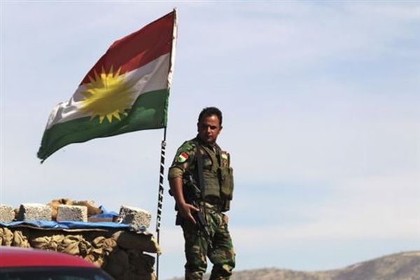 Τρεις επιθέσεις τζιχαντιστών με αέριο χλωρίου καταγγέλλουν οι Κούρδοι