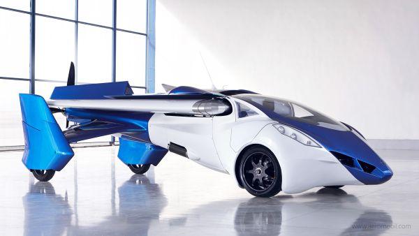 Αυτό είναι το ιπτάμενο αυτοκίνητο που θα κυκλοφορήσει από το 2017 [βίντεο]