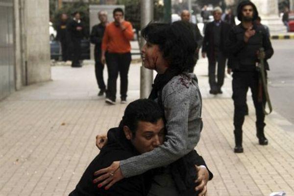Αίγυπτος: Σε δίκη ο αστυνομικός που πυροβόλησε την ειρηνική διαδηλώτρια