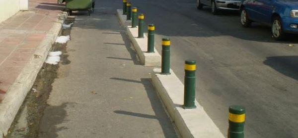 Πρώην ποδηλατόδρομοι ξαναγίνονται πάρκινγκ
