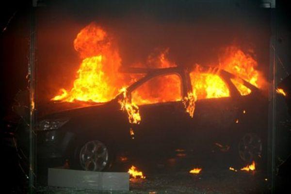Ανάληψη ευθύνης για τον εμπρησμό υπηρεσιακού οχήματος του δήμου Βόλου