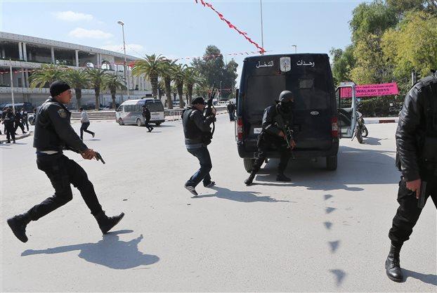 Τυνησία: 21 νεκροί σε επίθεση ενόπλων στο Εθνικό Μουσείο