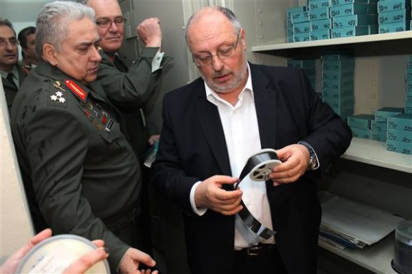 Ησυχος: Αναζητούμε σε ρωσικά αρχεία ντοκουμέντα για τη γερμανική Κατοχή