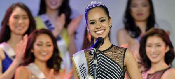Η Μις Ιαπωνία δεν είναι αρκετά γιαπωνέζα