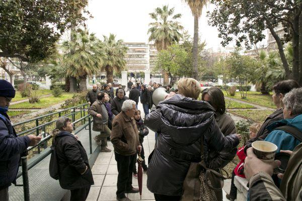 Ματαιώθηκε ο πλειστηριασμός μετά από τις αντιδράσεις συλλογικοτήτων και βουλευτών