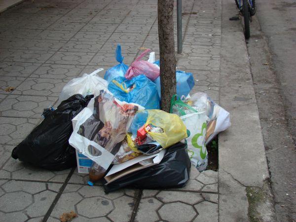 Ακυρα τα πρόστιμα για τα σκουπίδια με απόφαση της Αποκεντρωμένης Διοίκησης