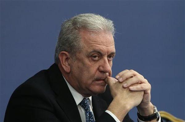 Αβραμόπουλος: Η Ελλάδα δεν είναι μόνη της στην αντιμετώπιση της κρίσης