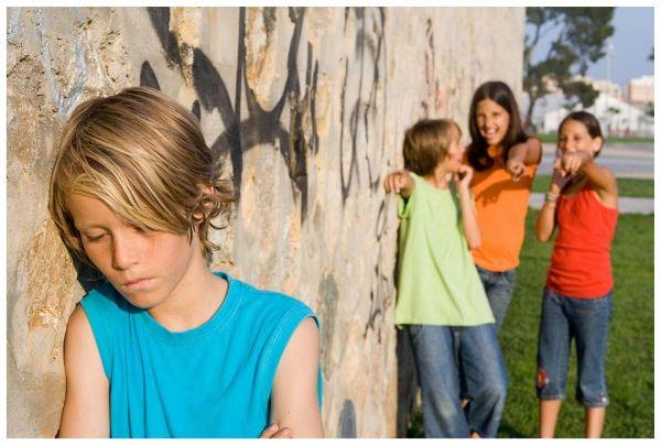 Ολοι μας καλλιεργούμε το Bullying
