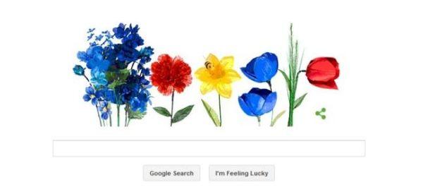 Η Google καλωσορίζει την Άνοιξη