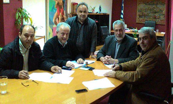 Συνεργασία για το 8ο Rally Οθρυς μεταξύ δήμου Αλμυρού και Λέσχης Αυτοκινήτων Βόλου