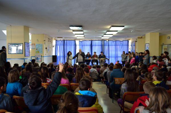 Εκστρατεία ενημέρωσης σε σχολεία της Σκιάθου από το Σύλλογο «Μάγνητες Τυφλοί»