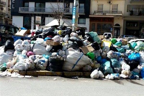 Στη Δικαιοσύνη ο Ιατρικός Σύλλογος Αρκαδίας για τα σκουπίδια στην Τρίπολη