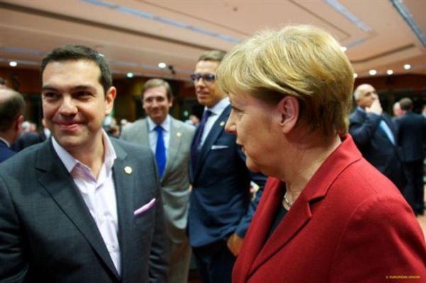 Βερολίνο: Στη καγκελαρία ο Τσίπρας συνάντηση με Μέρκελ