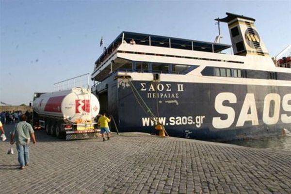 Αγανάκτηση στη Σαμοθράκη για τον ακτοπλοϊκό αποκλεισμό