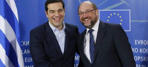 Μάρτιν Σουλτς: Στο τέλος της εβδομάδας μπορεί να υπάρξει νέα συμφωνία με την Ελλάδα