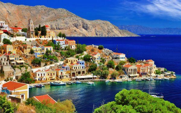 Καστελόριζο-Σύμη-Θάσος: Γιατί θεωρούνται τα τέλεια ελληνικά μικρά νησιά