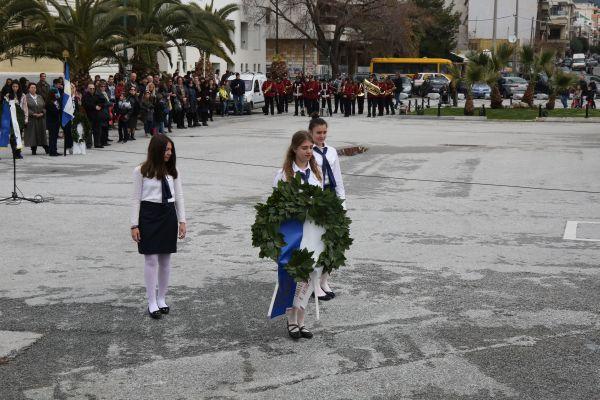 Χωρίς κάγκελα και εξέδρα η μαθητική και στρατιωτική παρέλαση