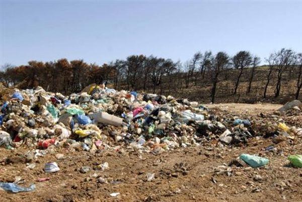 Το 81% των αστικών αποβλήτων στην Ελλάδα καταλήγουν σε χωματερές