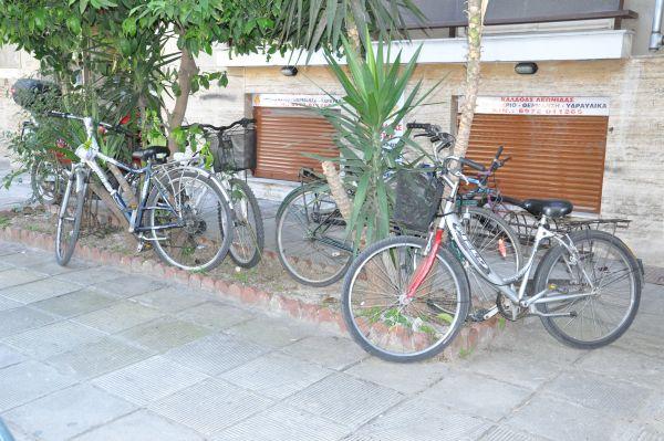Κερδίζουν έδαφος τα ποδήλατα