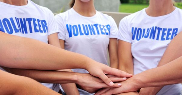 «Γίνε εθελοντής, γίνε πρωταγωνιστής»