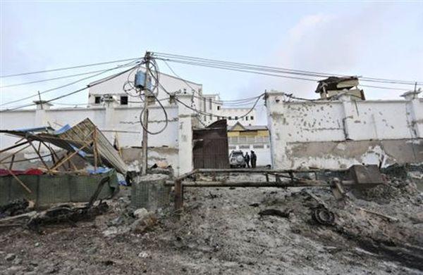 Σομαλία: Τέλος στην εισβολή ισλαμιστών σε ξενοδοχείο της πρωτεύουσας