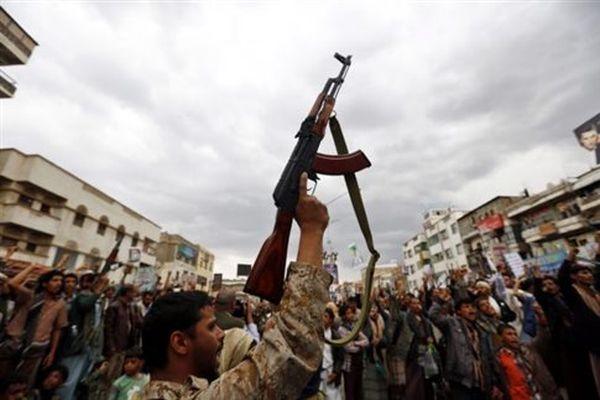 Υεμένη: Συνεχίζεται η προέλαση των Χούτι, παρά την επιχείρηση του Ριάντ