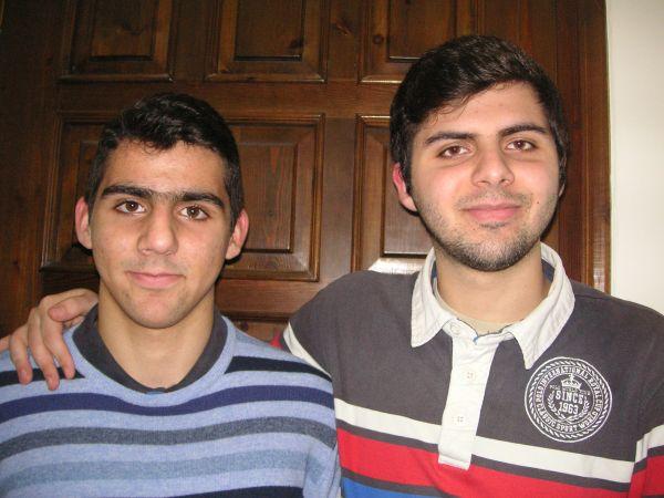 Αδέρφια με τα μαθηματικά στο... DNA τους