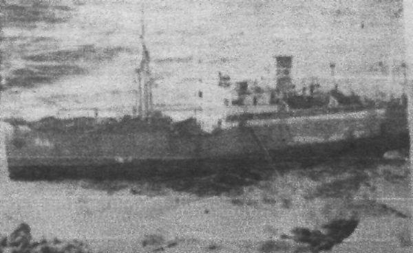 Γρηγόρης Καρταπάνης: Καράβια και φουρτούνες