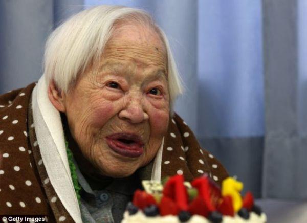 Πέθανε στα 117 της χρόνια η γηραιότερη γυναίκα του κόσμου