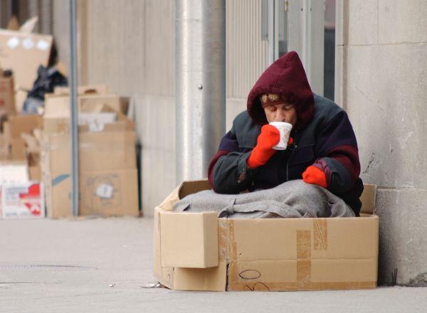Ο εφιάλτης της φτώχειας