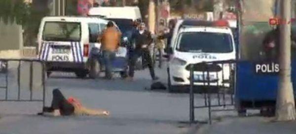 Κωνσταντινούπολη: Επίθεση στο αρχηγείο της αστυνομίας