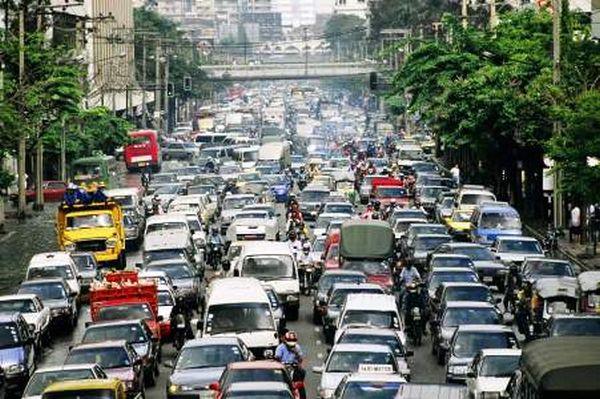 Αλγόριθμος μειώνει τη ρύπανση καταργώντας το μποτιλιάρισμα