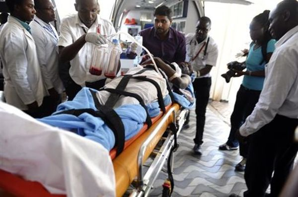 Τουλάχιστον 70 οι νεκροί της ένοπλης επίθεσης στο Πανεπιστήμιο της Κένυας
