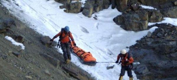 Ορειβάτης τραυματίστηκε στον Όλυμπο
