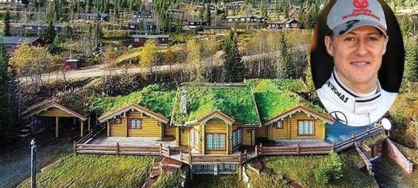 Πουλήθηκε το σπίτι του Σουμάχερ στη Νορβηγία