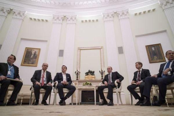 ΚΚΕ: Ζημιωμένος ο λαός από την επίσκεψη Τσίπρα στη Μόσχα