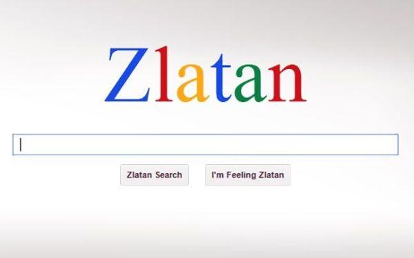Ο Ζλάταν Ιμπραϊμοβιτς απέκτησε τη δική του... μηχανή αναζήτησης