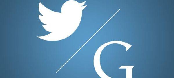 Η Google θέλει να εξαγοράσει το Twitter