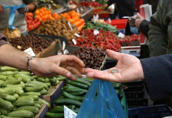 Στεγασμένη λαϊκή αγορά στον Αλμυρό