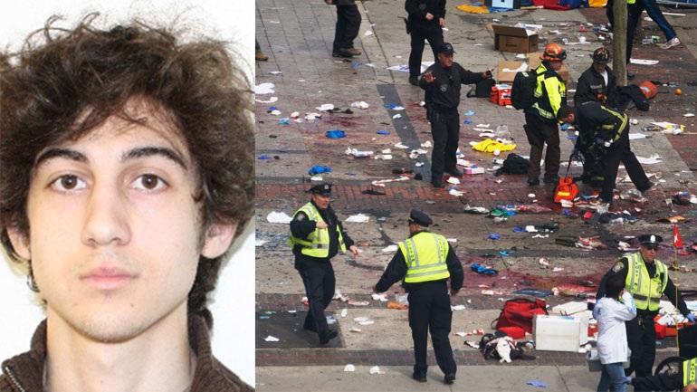 Ένοχος κρίθηκε ο βομβιστής της Βοστώνης