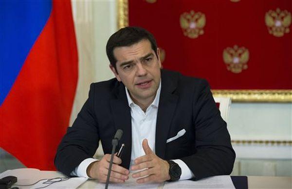 Τσίπρας: Η Ελλάδα στηρίζει σθεναρά την συμφωνία του Μινσκ