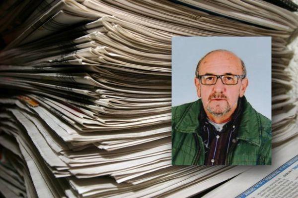 Πέθανε ο δημοσιογράφος Κώστας Παπαγεωργίου