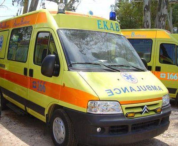 Τροχαίο με τρεις ανήλικους τραυματίες