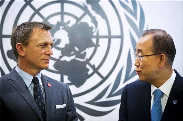 Ντ.Κρεγκ: Επικεφαλής της εκστρατείας του ΟΗΕ για την εξάλειψη των ναρκών