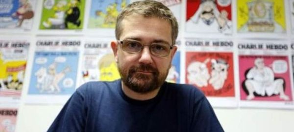 Kυκλοφορεί σήμερα το βιβλίο τoυ δολοφονημένου διευθυντή του Charlie Hebdo