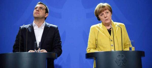 Bild: Η Μέρκελ θύμωσε με τον Τσίπρα για την συνεργασία με Ρωσία-ΗΠΑ στα εξοπλιστικά