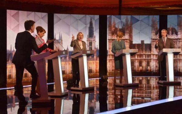 Βρετανικές εκλογές: Ο Μίλιμπαντ νικητής του τελευταίου ντιμπέιτ