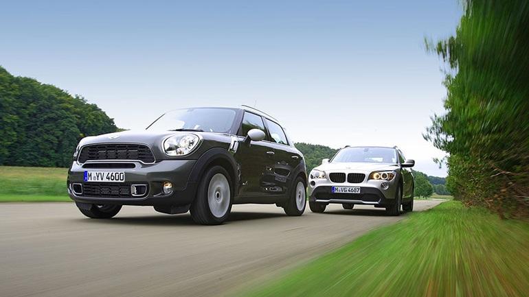 Η BMW δεν μπαίνει στα χωράφια της MINI!