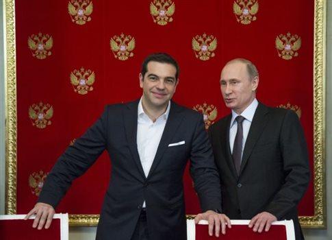 Διαψεύδει το Κρεμλίνο τα περί προκαταβολής για τον Turkish Stream
